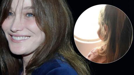 Carla Bruni fait de rares confidences sur sa fille Giulia