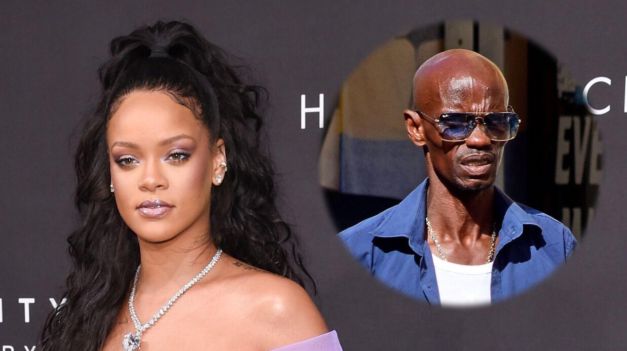Rihanna: son oncle arrêté pour avoir vendu des contrefaçons de sa ligne de chaussures
