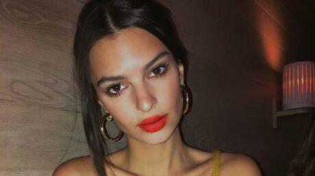 Emily Ratajkowski: sa danse lascive fait grimper la température sur Instagram