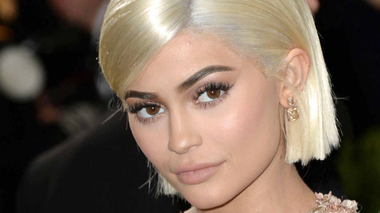 PHOTOS Kylie Jenner a (encore) changé de look