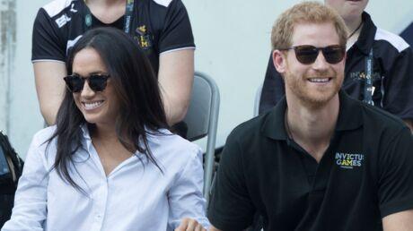 Le prince Harry et Meghan Markle sont officiellement fiancés