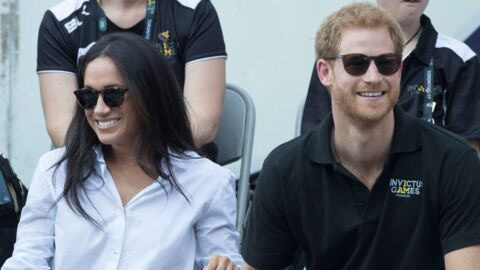 Le prince Harry et Meghan Markle sont officiellement fiancés