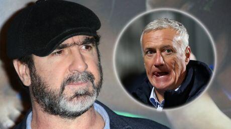 Eric Cantona mis en examen après ses propos diffamatoires contre Didier Deschamps