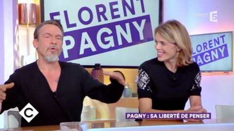 VIDEO Remonté contre Sept à huit, Florent Pagny menace d'arrêter la promo de son album