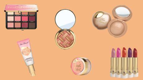 La collection Peaches and Cream de Too Faced débarque en France!