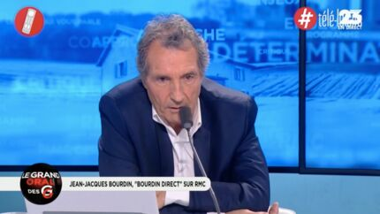 VIDEO Jean-Jacques Bourdin tacle Thierry Ardisson, qui « n'a pas été correct » avec Anne Nivat