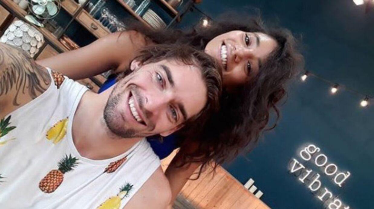 Danse avec les stars: découvrez le touchant message de Camille Lacourt à sa partenaire Hajiba