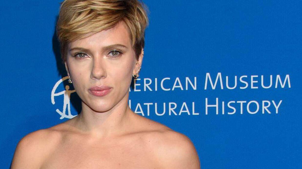 PHOTOS Scarlett Johansson officialise avec son nouveau chéri