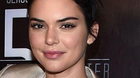 PHOTO Kendall Jenner: dans son haut transparent, elle montre tout!