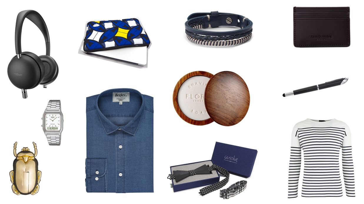 Noël: notre sélection de cadeaux pour homme à moins de 60 euros