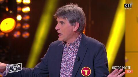 VIDEO Tex: sa mauvaise blague sur les violences conjugales ne passe pas