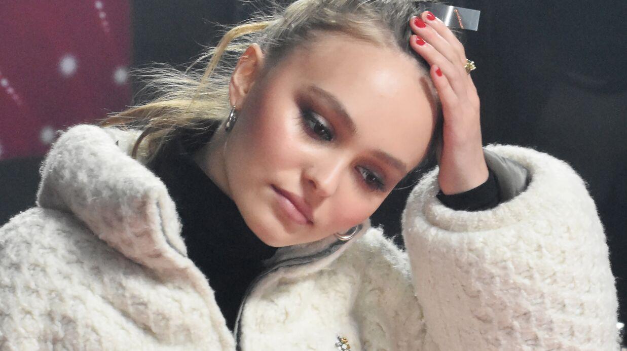 Insultée sur les réseaux sociaux, Lily-Rose Depp sort du silence et règle ses comptes