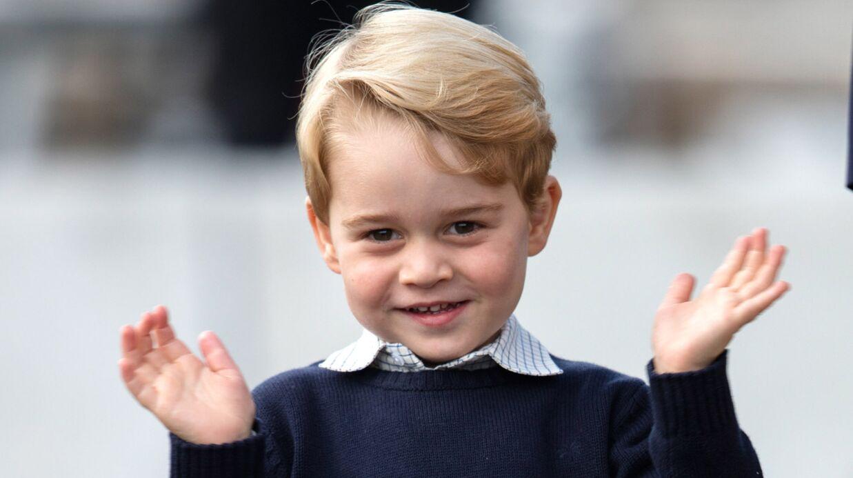 PHOTOS Prince George: découvrez le cadeau qu'il veut absolument à Noël