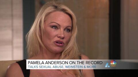 Pamela Anderson: son avis sur l'affaire Weinstein ne passe pas, elle refuse de s'excuser