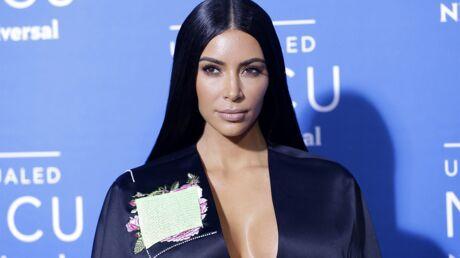 PHOTO Kim Kardashian: son fils Saint West à croquer sur la carte de Noël familiale