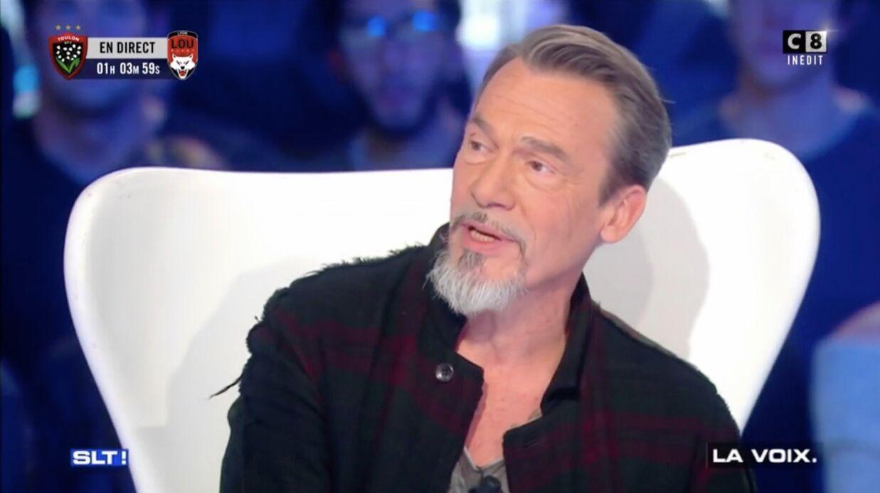 VIDEO Florent Pagny pousse un coup de gueule et révèle l'énorme montant de ses impôts