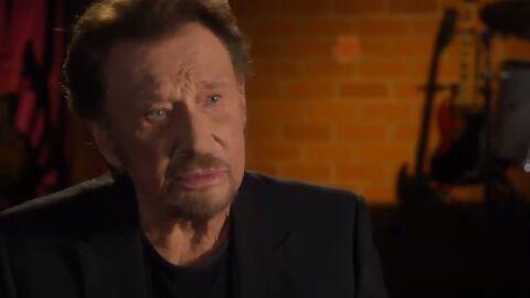 Johnny Hallyday évoque sa maladie dans un documentaire inédit dont voici un extrait