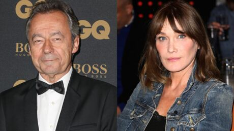 PHOTO Michel Denisot : son drôle de clin d'œil à Carla Bruni