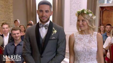 Mariés au 1er regard: Emmanuelle raconte sa nuit de noces avec Florian
