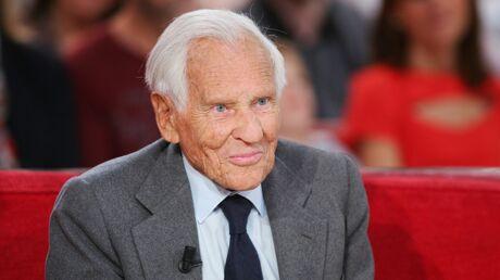 Mort de l'écrivain et académicien Jean d'Ormesson à 92 ans