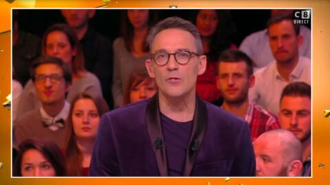 Julien Courbet crache en direct : « Je ne sais pas ce qui m'arrive »