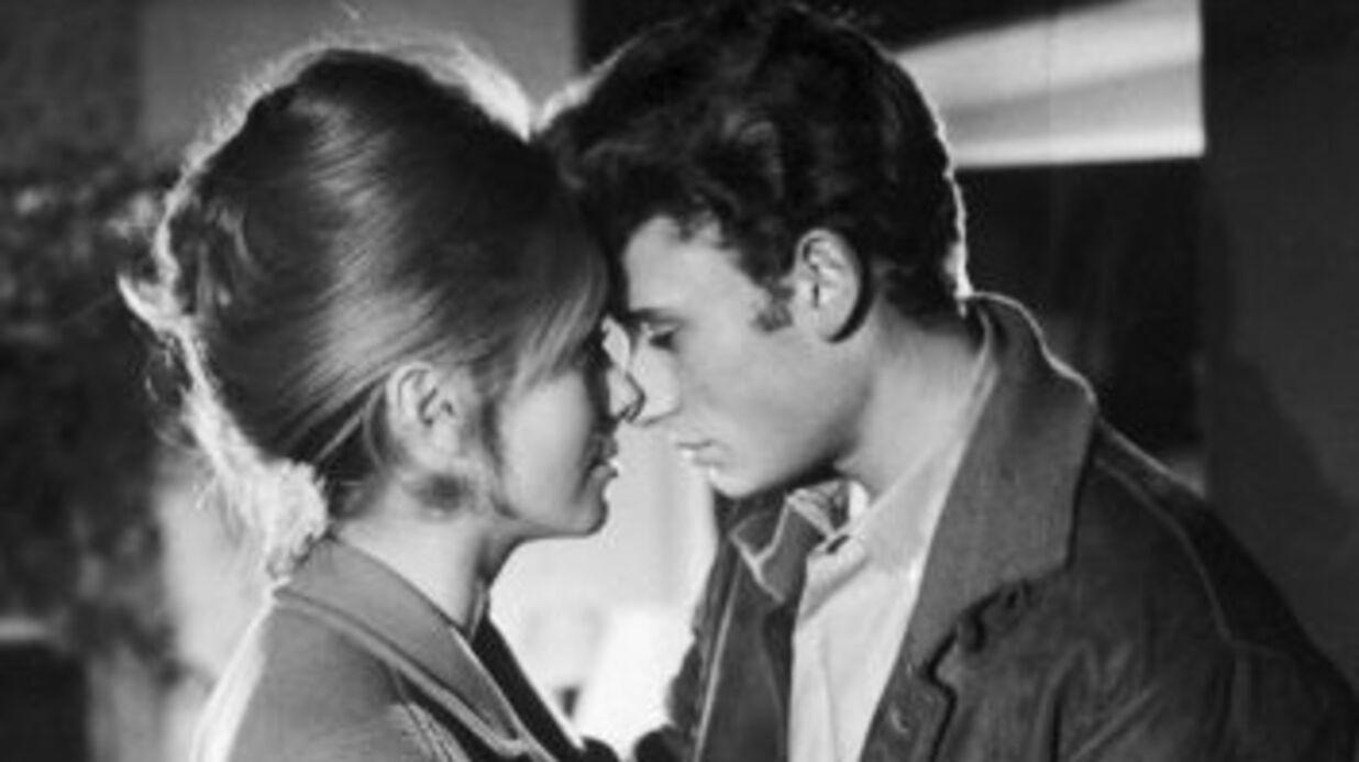 Mort de Johnny Hallyday: sa brève romance «secrète» avec Catherine Deneuve