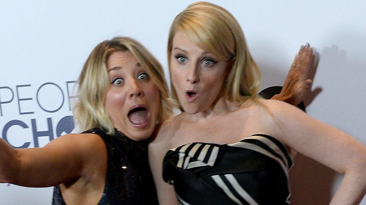 Melissa Rauch (Big Bang Theory) vient d'accoucher d'une petite fille!