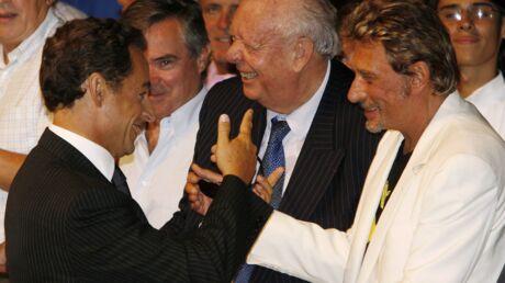 Mort de Johnny Hallyday: Nicolas Sarkozy rend un hommage émouvant à l'artiste disparu