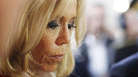 Mort de Johnny Hallyday: Brigitte Macron s'est recueillie à son domicile