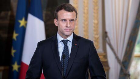 Mort de Johnny Hallyday: comment Emmanuel Macron a appris très tôt la triste nouvelle