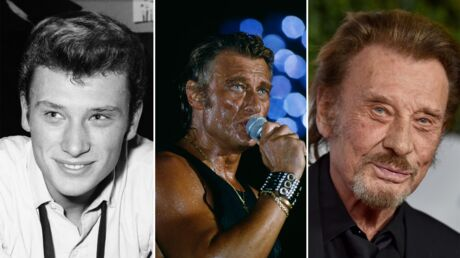 PHOTOS Johnny Hallyday: retour en images sur l'incroyable vie de la légende du rock