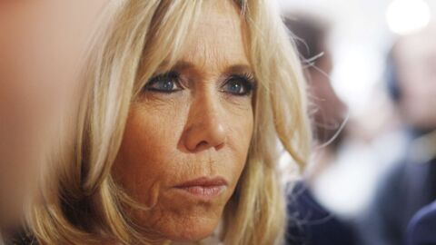 Mort de Johnny Hallyday: Brigitte Macron a reçu David Hallyday et Laura Smet à l'Elysée