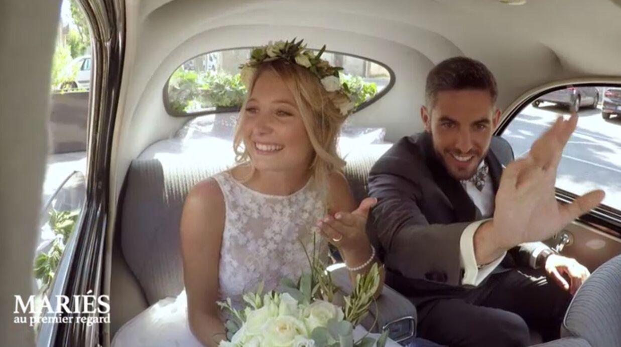 Mariés au premier regard: Florian dévoile une photo «en toute intimité» de sa nuit de noces