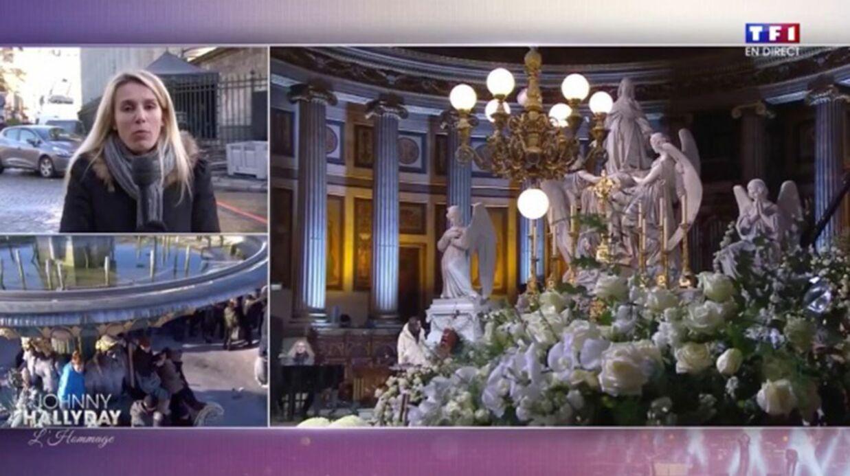Mort de Johnny Hallyday: découvrez l'intérieur de l'église de la Madeleine où la cérémonie religieuse aura lieu
