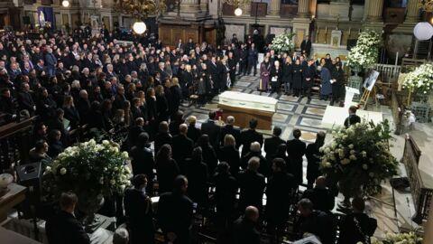 Hommage à Johnny Hallyday: un grand absent lors de la cérémonie à la Madeleine