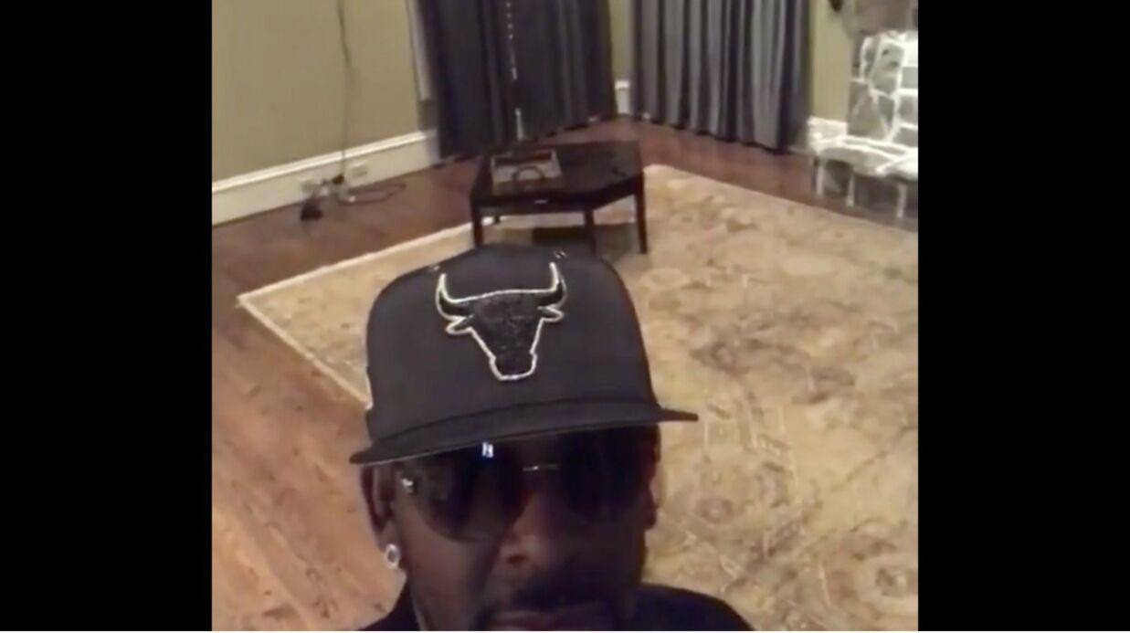 R. Kelly cambriolé, les voleurs ont littéralement vidé sa maison