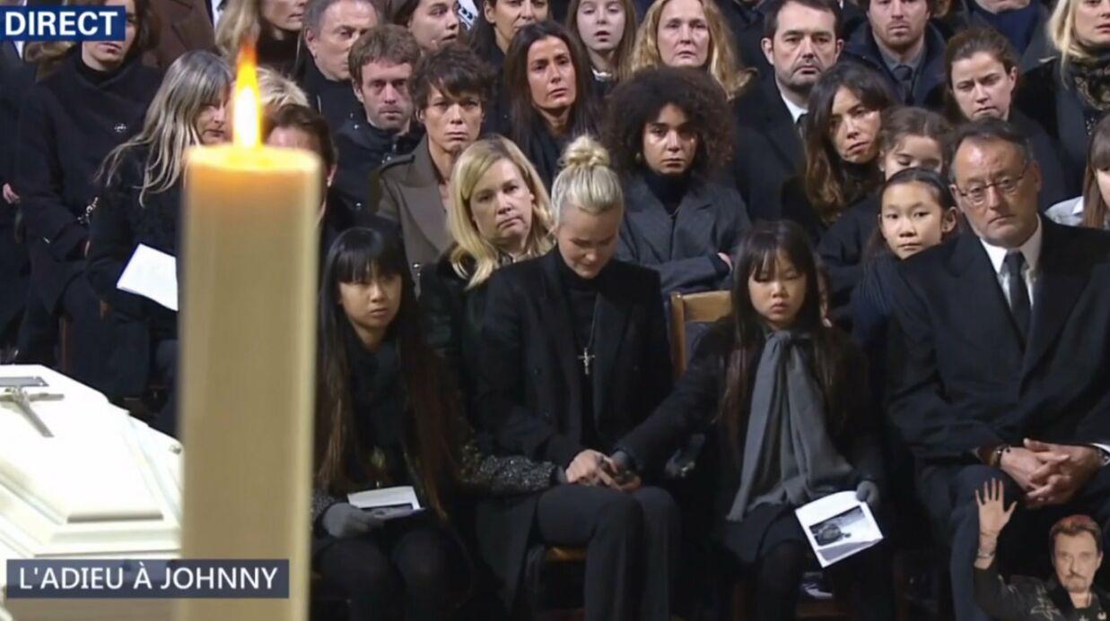 Hommage à Johnny Hallyday: Philippe Labro s'excuse après une maladresse dans son discours