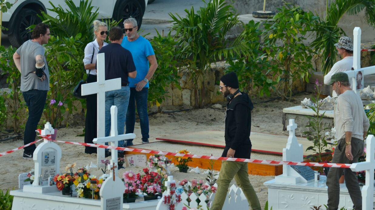 Johnny Hallyday enterré à Saint-Barth: «l'indécence» de Sylvie Vartan choque un très proche du chanteur