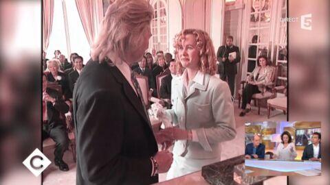 VIDEO Johnny Hallyday: pourquoi il a «eu peur» du changement de look de Laeticia