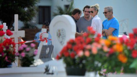Obsèques de Johnny Hallyday: voilà ce qui figurera sur sa pierre tombale