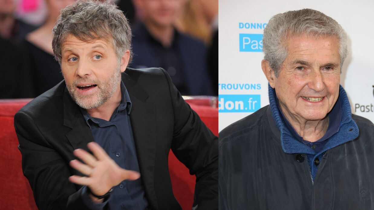 Stéphane Guillon tacle Claude Lelouch pour son atti­tude lors de l'hom­mage à Johnny Hally­day