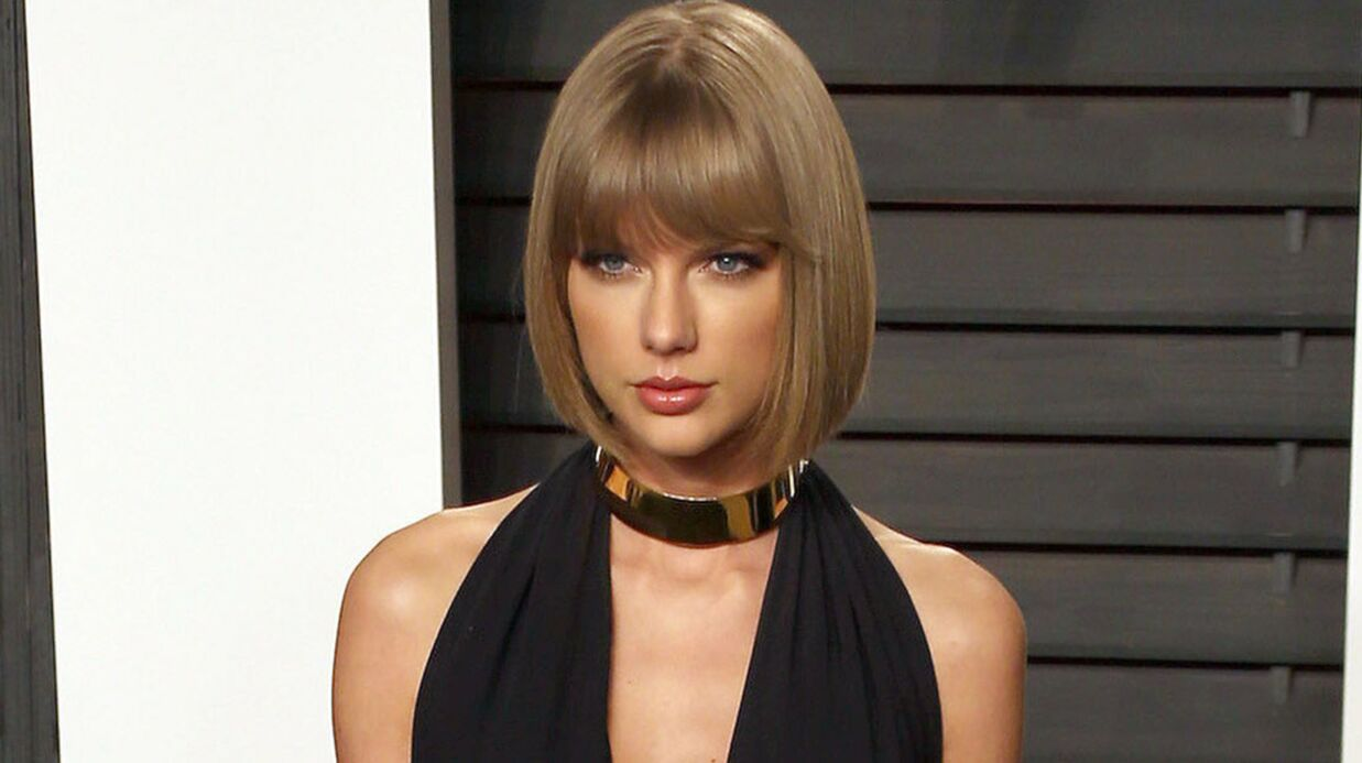 Taylor Swift surprise en train d'embrasser Joe Alwyn à un concert d'Ed Sheeran