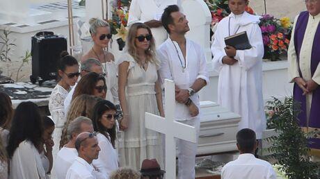 Obsèques de Johnny Hallyday: Laeticia, Laura et David plus soudés que jamais