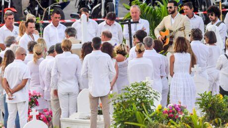 Obsèques de Johnny Hallyday: qui étaient les proches présents à Saint-Barthélemy?