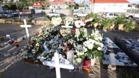 Obsèques de Johnny Hallyday: découvrez la phrase que le chanteur a fait inscrire sur sa tombe