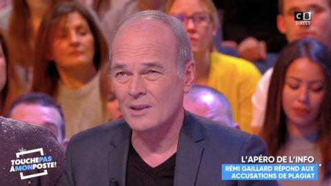 VIDEO Laurent Baffie: plagié par François Damiens, il explique pourquoi il n'a pas fait de procès