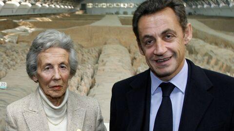 Nicolas Sarkozy: sa mère, Andrée, est morte
