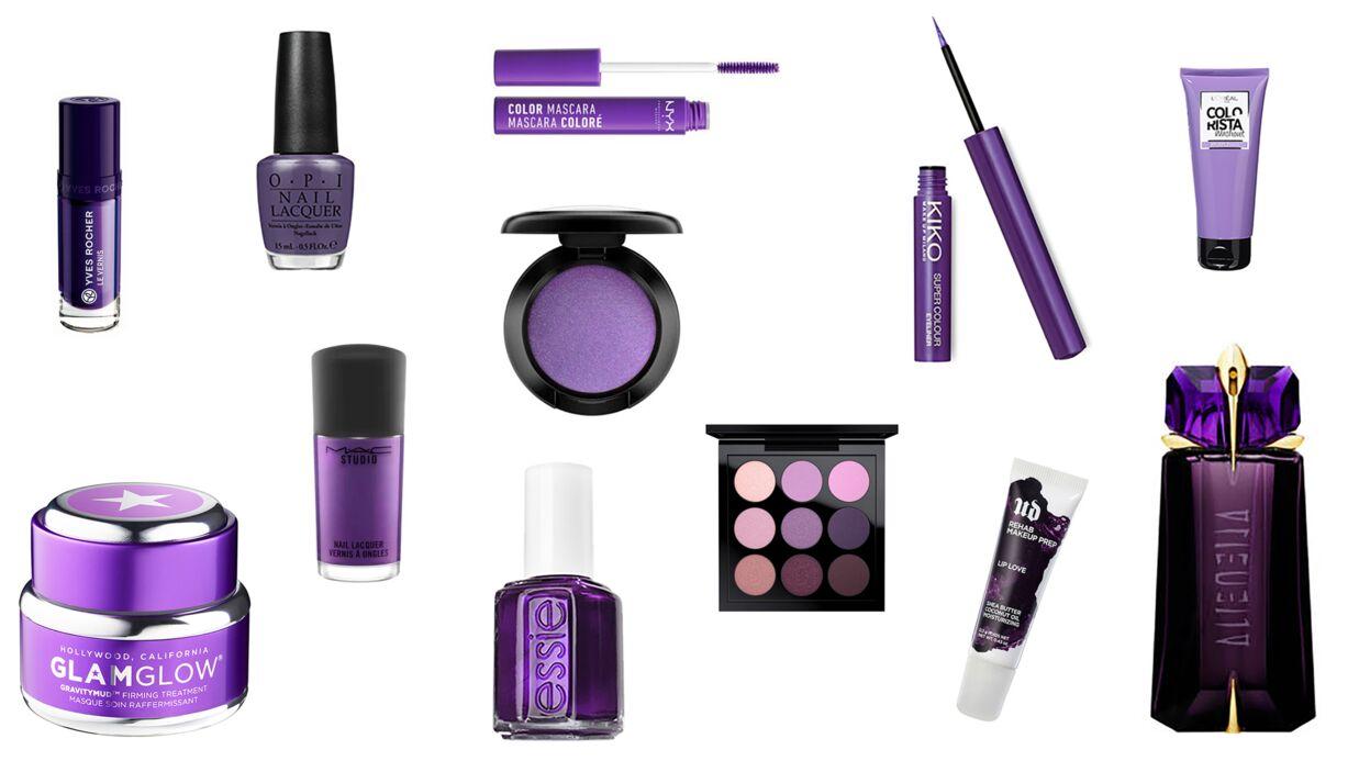 Ultra-violet: comment adopter la nouvelle couleur Pantone?