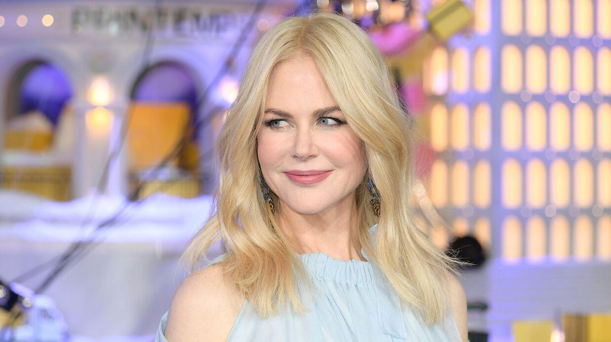 PHOTO Nicole Kidman totalement métamorphosée, elle fait peur