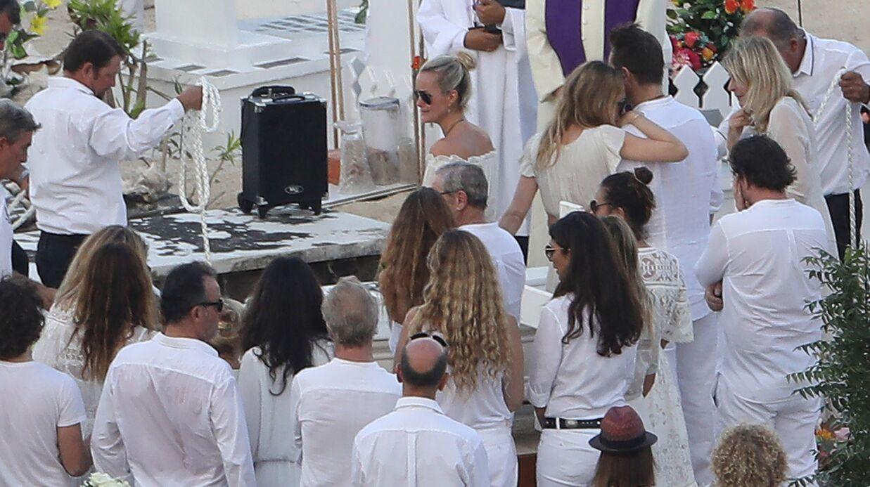 Obsèques de Johnny Hallyday: le cri de douleur de Laeticia